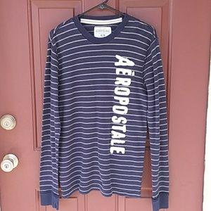 Striped Aeropostale Shirt
